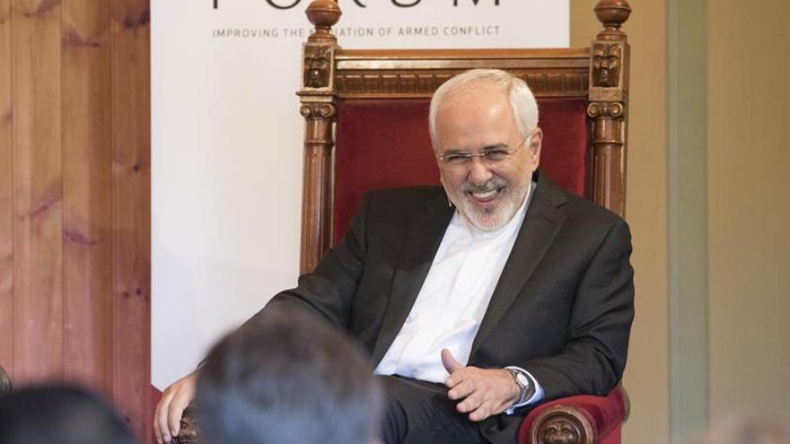 Zarif inicia gira por el norte de África con la crisis de Catar de fondo