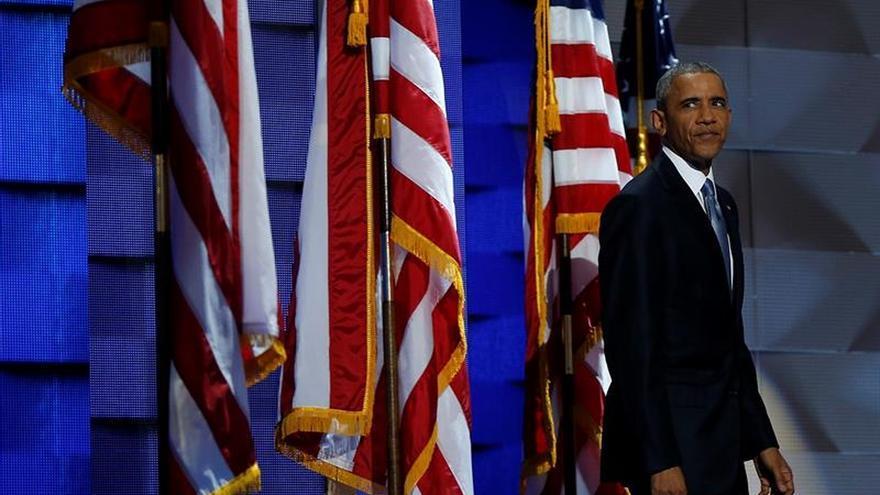 Obama recibe a los líderes del Congreso para garantizar el avance de su agenda política