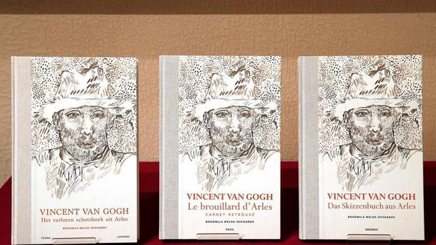 El Museo Van Gogh considera falso el supuesto cuaderno inédito del pintor