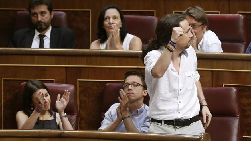 "Iglesias ve ""severamente comprometida"" la alternativa a un Gobierno del PP"