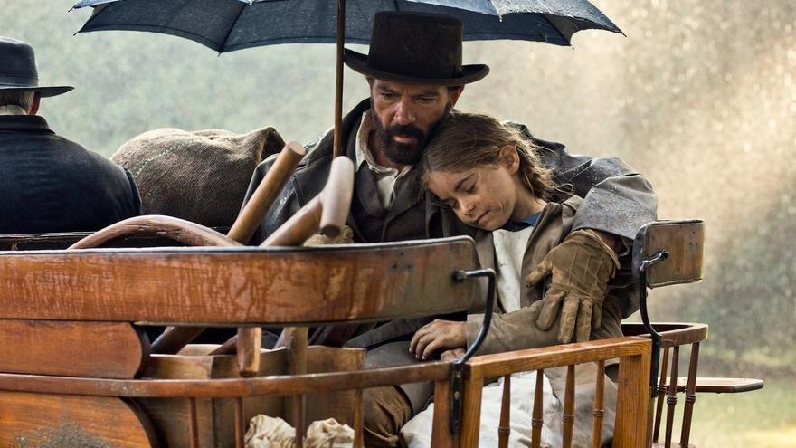 Antonio Banderas protagoniza la película sobre el descubrimiento de Altamira.