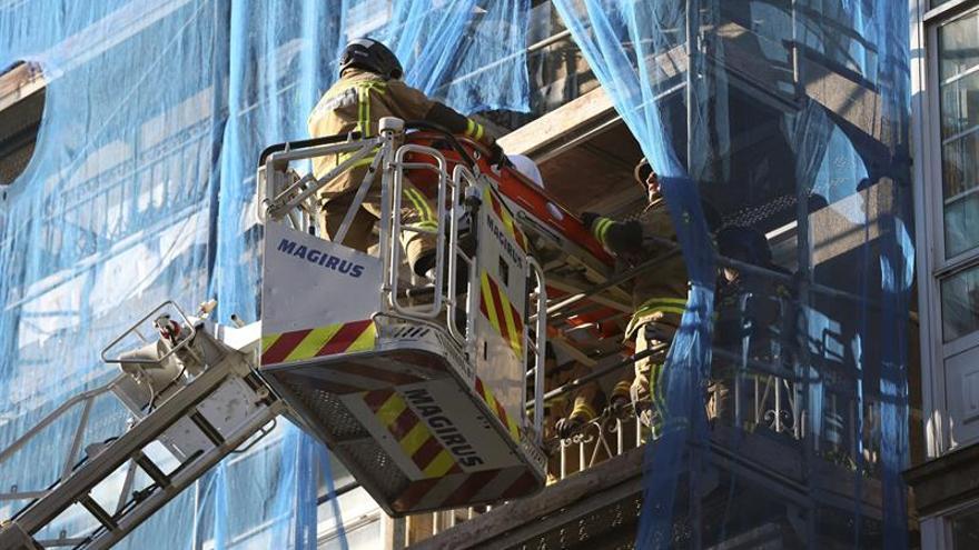 Fallecidos en incendio en Jaén eran inmigrantes que trabajaban en la aceituna