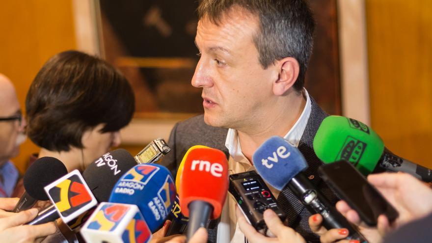 El exconcejal de Economía del Ayuntamiento de Zaragoza, Fernando Rivarés, en una imagen de archivo