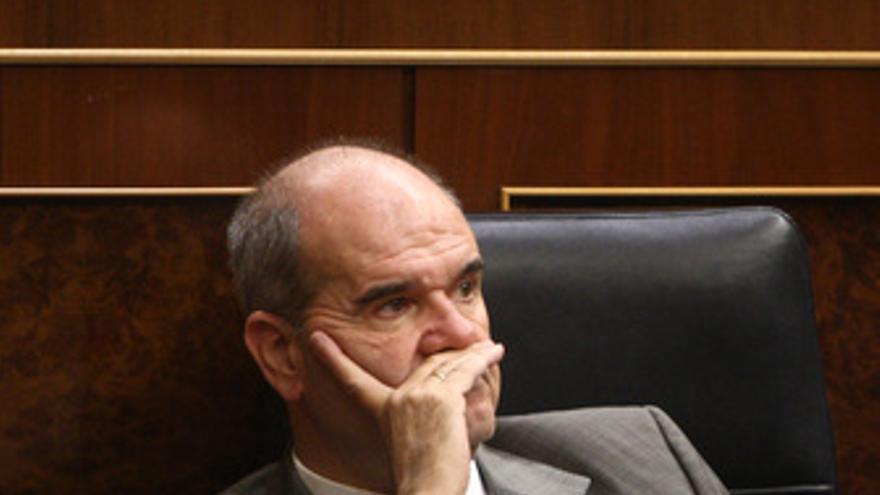 Vicepresidente tercero del Gobierno y ministro de Política Territorial, Manuel C
