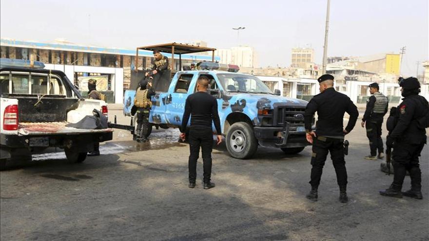 El Ejército iraquí repele un ataque yihadista a una estratégica presa del este