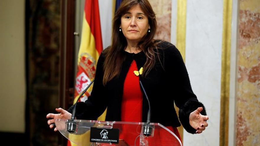 Laura Borrás no acudirá a declarar al Tribunal Supremo