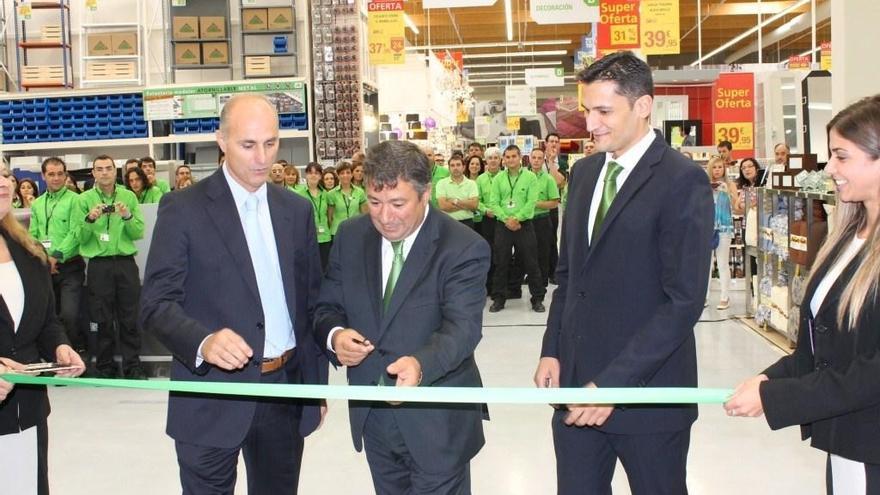 Leroy Merlin invierte 20 millones en una nueva tienda en Valladolid, que abre este jueves