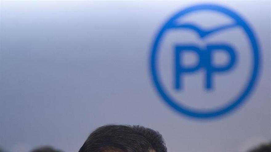 """Maillo contrapone el congreso de unidad del PP al """"de los codazos de Podemos"""""""