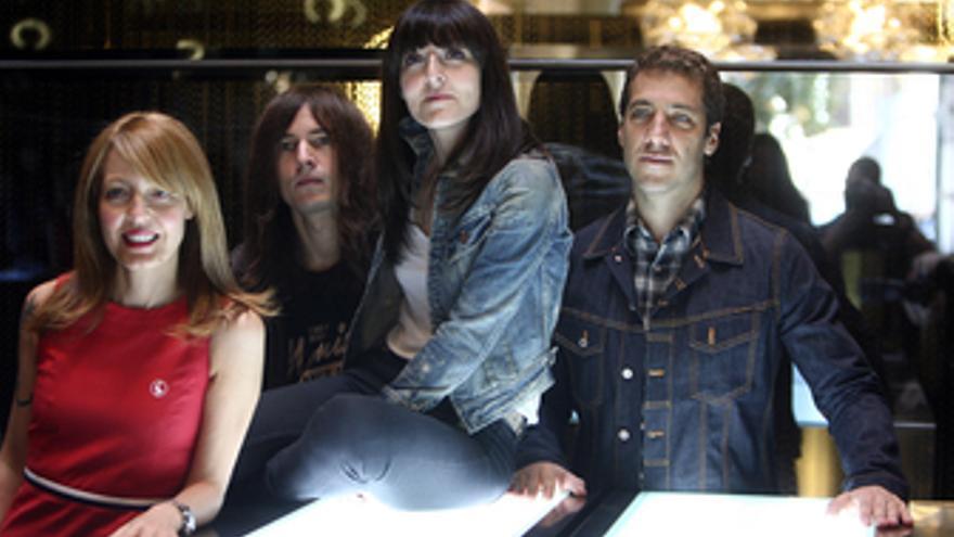 La banda española Dover