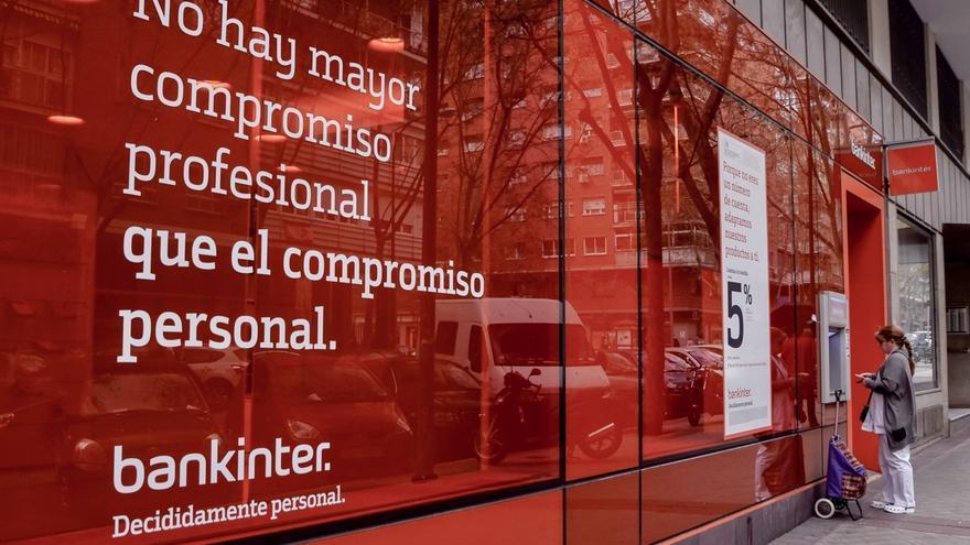 (AMP) Bankinter logra beneficio récord de 526,4 millones en 2018, un 6,3% más