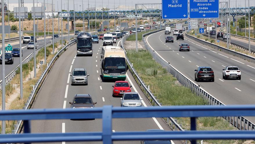 Arranca la operación verano de tráfico con 91 millones de desplazamientos