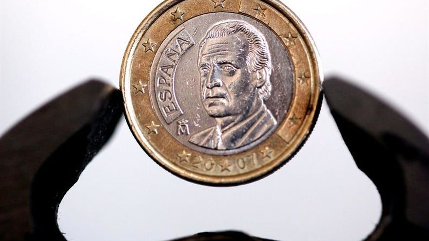 El euro sube hasta los 1,0770 dólares en Fráncfort