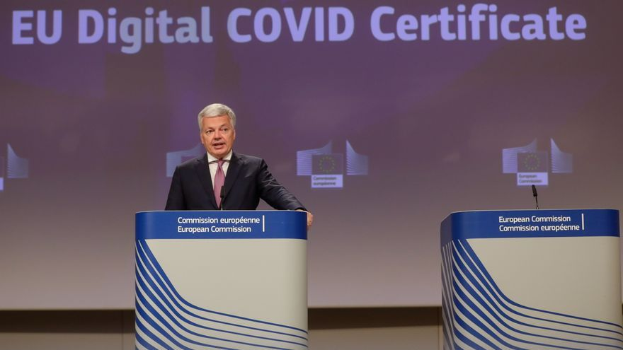 """La UE promulga el certificado covid para viajar """"con más seguridad"""" este verano"""