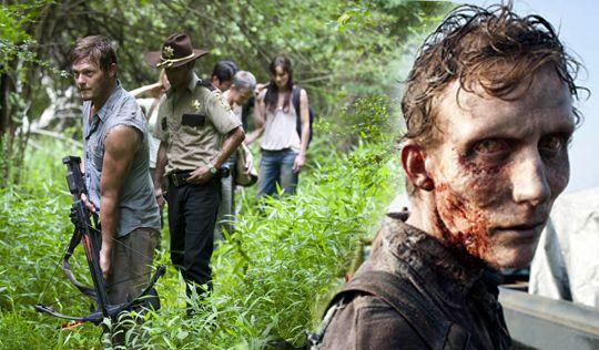 """""""The Walking Dead"""" abre las puertas de su salvaje segunda temporada"""