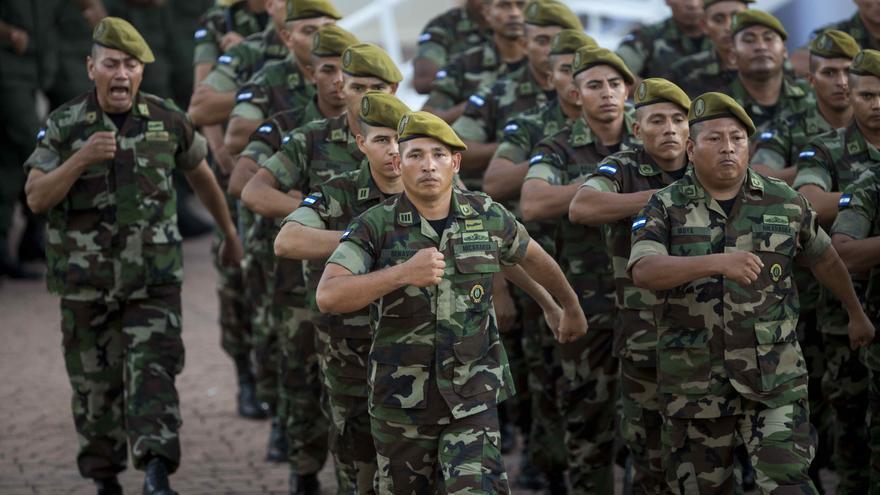"""Ejército de Nicaragua recuerda que """"generales liberales"""" se rindieron a EE.UU."""