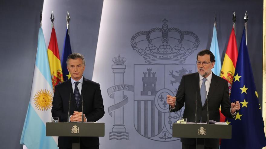 Rajoy traslada a Macri sus condolencias por la muerte de cinco argentinos en el atentado de Nueva York