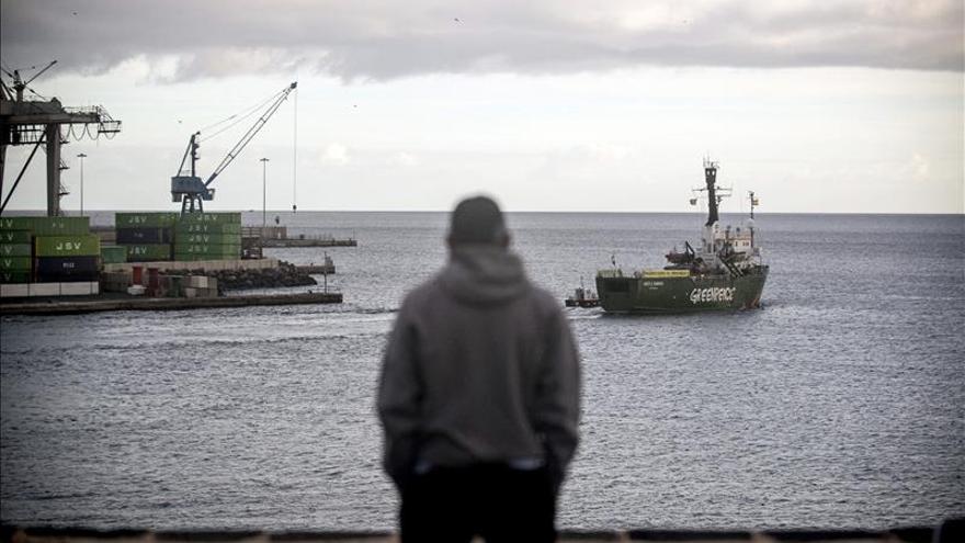El Supremo rechaza la denuncia contra el Gobierno por el incidente Armada-Greenpeace