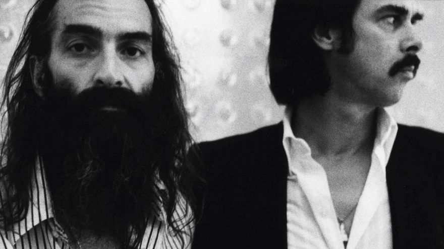 Malas semillas: Warren Ellis & Nick Cave