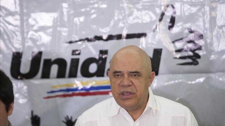 La oposición venezolana denuncia ante el Poder Electoral a un nuevo partido