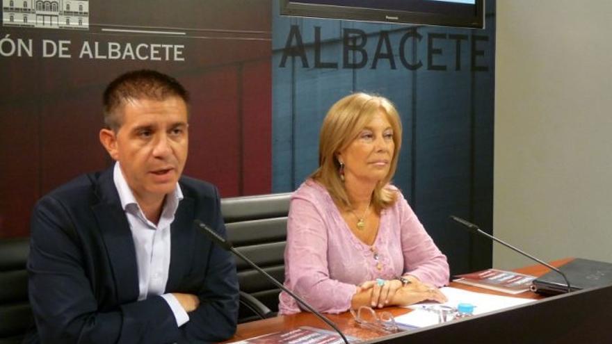 Santiago Cabañero y Nieves García / Albacete Capital