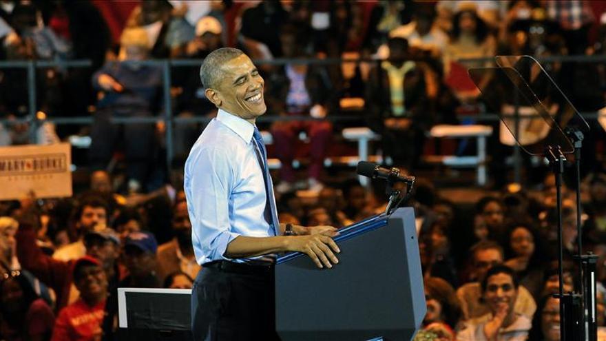 Nuevo sondeo confirma impopularidad de Obama a dos días de las legislativas