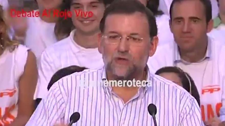 Hemeroteca Rajoy