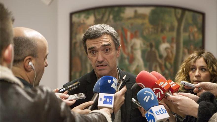 Jonan Fernández asegura que el cese de Urkijo no se debe a discrepancias políticas