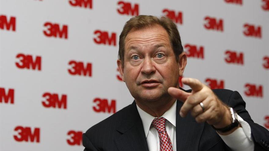 El presidente y consejero delegado de 3M, Inge Thulin.