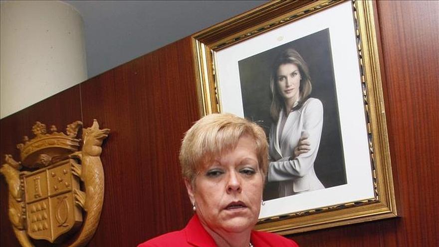 El PP suspende de militancia a la alcaldesa de Novelda, procesada por Gürtel