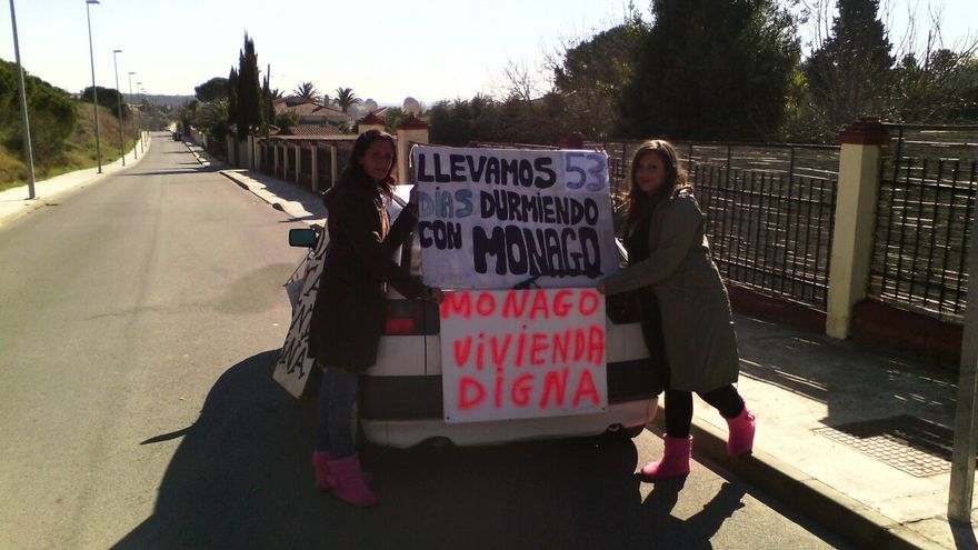 Vivienda,Badajoz,Campamento