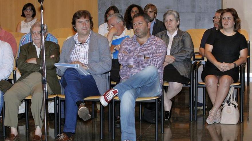 El juicio por el caso Marea, visto para sentencia tras cuatro meses de vista