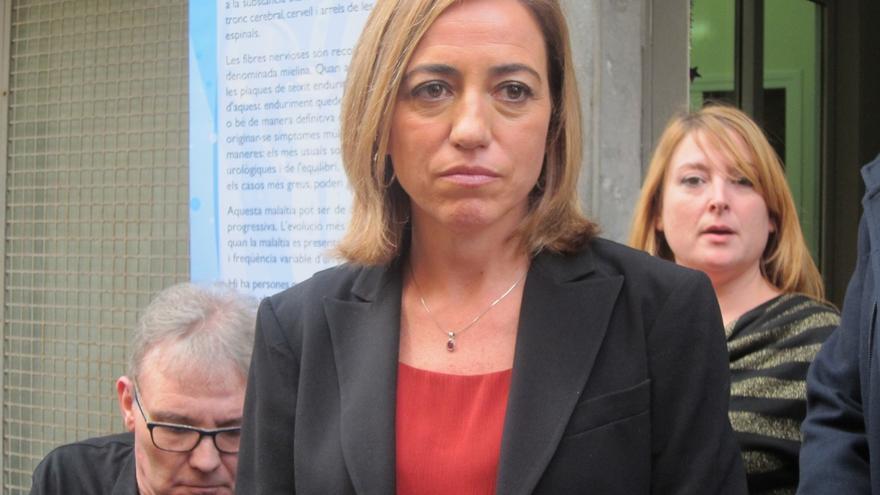 """Chacón espera que Mas no repita para """"seguir dividiendo y empobreciendo"""" a Cataluña"""