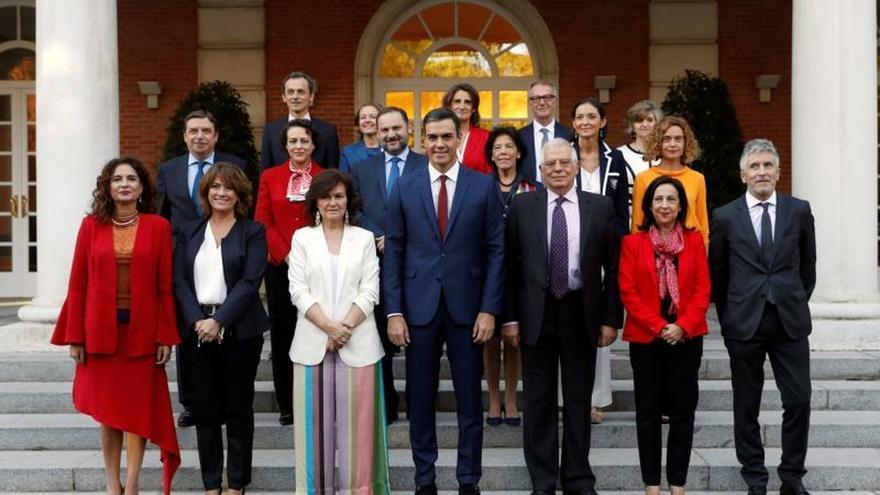 El Consejo de Ministros será la única actividad del Gobierno el 8 de marzo