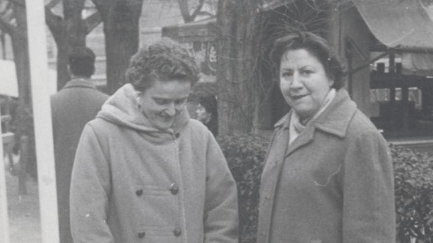 Gloria Fuertes y el amor de su vida, Phyllis Turnbull