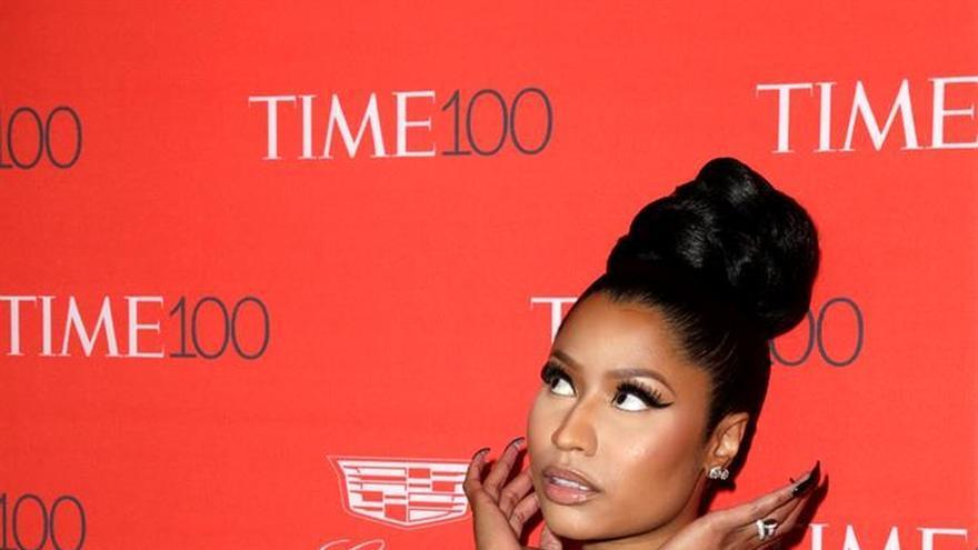 Nicki Minaj reemplazará a Jennifer López en fiesta de fin de año en Miami