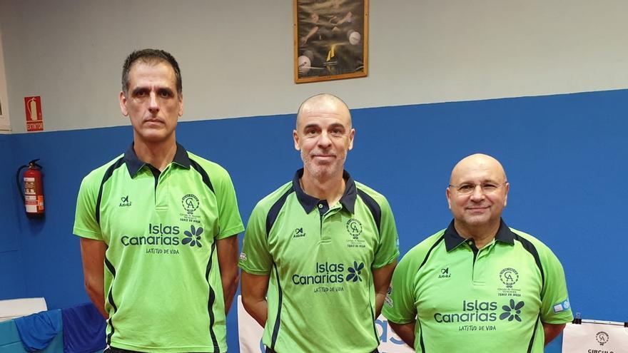 Equipo del Círculo de Segunda División.
