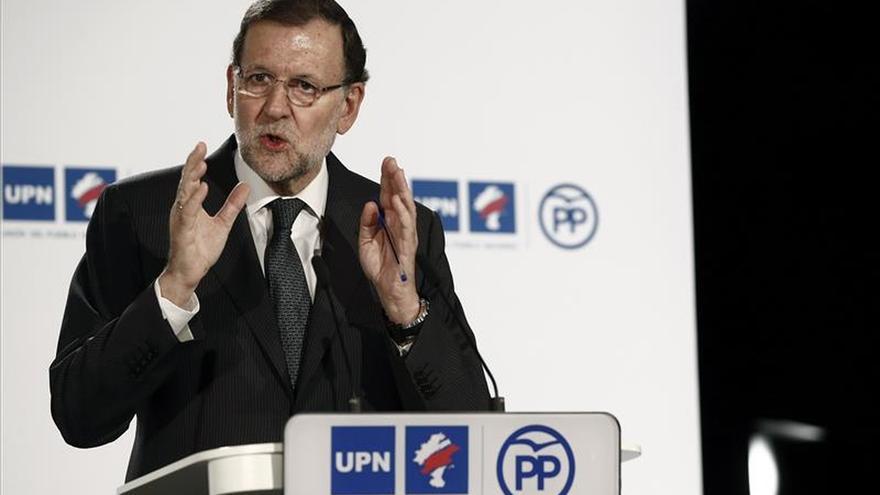 Rajoy anuncia que el PP irá en coalición con Foro Asturias el 20D