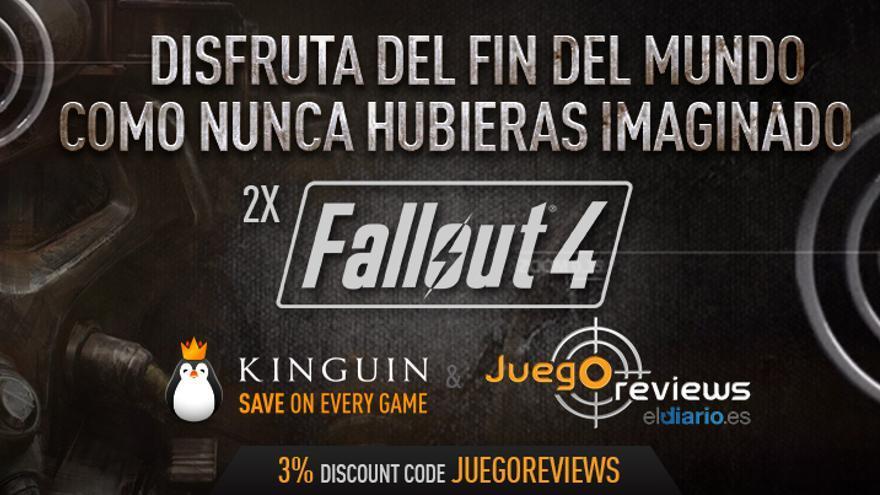Sorteo Fallout 4