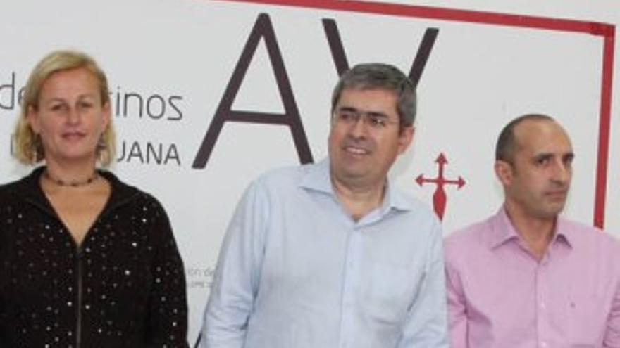 Marco Aurelio Pérez (en el centro). (ACFI PRESS)
