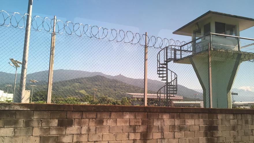 Control fronterizo en Huixtla, Chiapas, México © Amnesty International