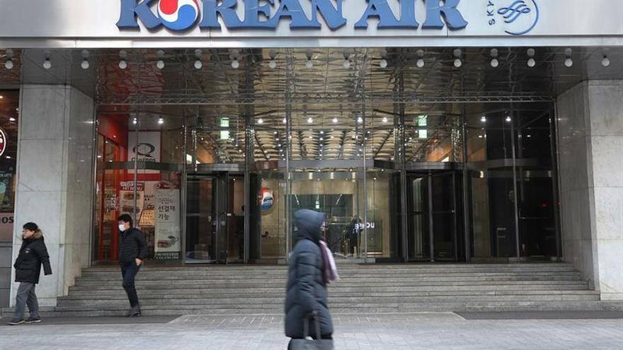 Las acciones de las aerolíneas surcoreanas se resienten por el boicot a Japón