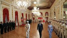 Suu Kyi pide inversión y expertos para favorecer el crecimiento de Birmania