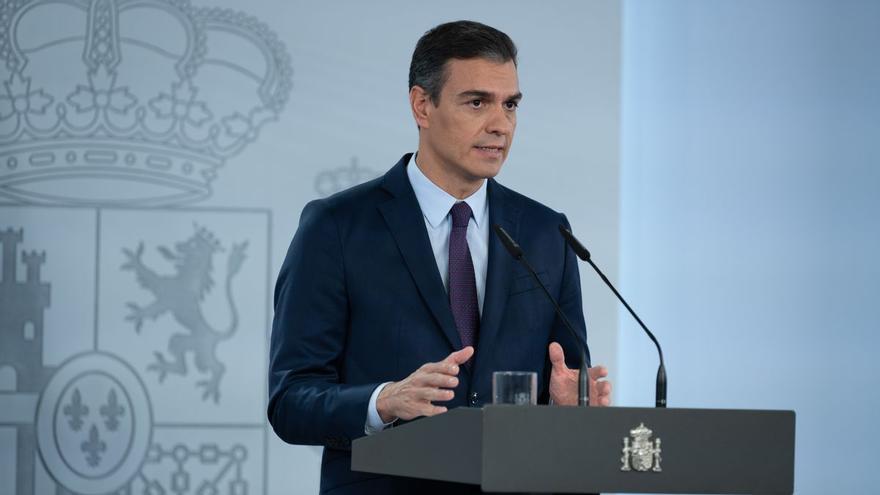 Canarias queda exenta del toque de queda impuesto por el Gobierno