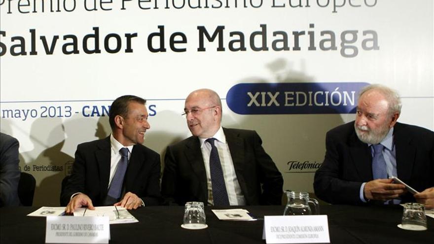 Miguel Angel Aguilar dice que Mariano Rajoy entiende el pacto de Estado como una humillación