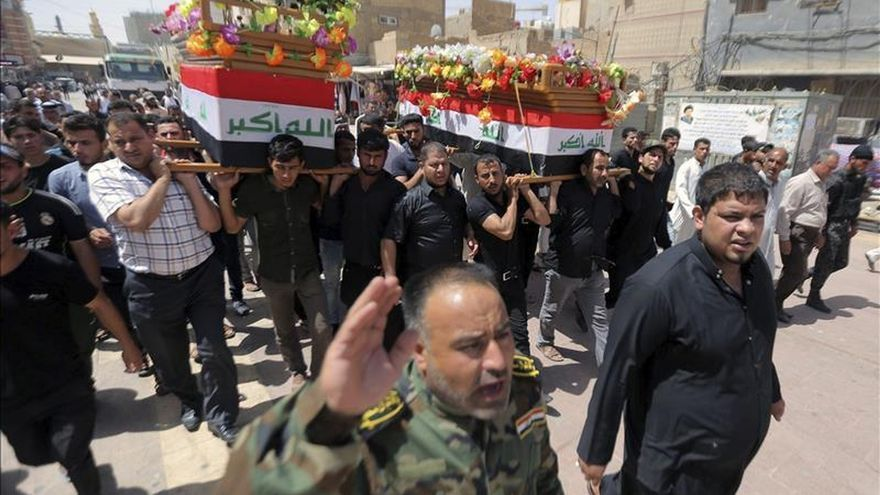 Los yihadistas ejecutan a 19 miembros de un clan de la provincia de Al Anbar