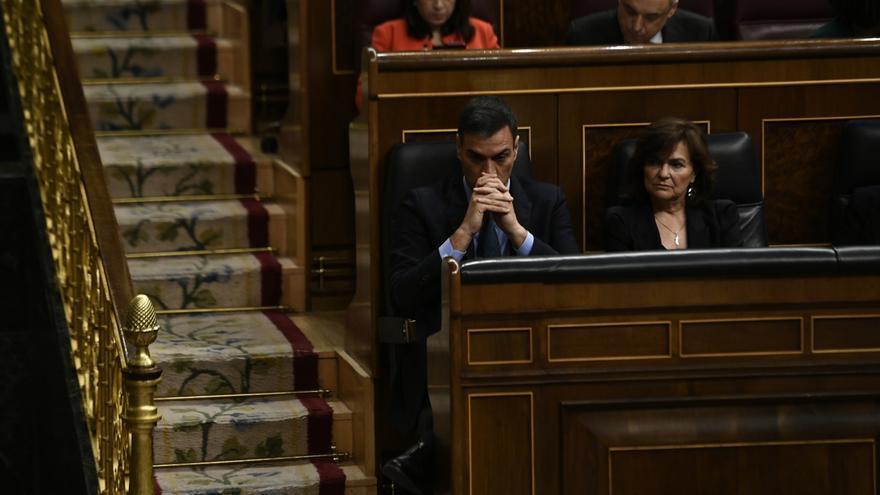 """Calvo asegura que Sánchez decidirá si convoca elecciones """"oyendo al Consejo de Ministros"""""""