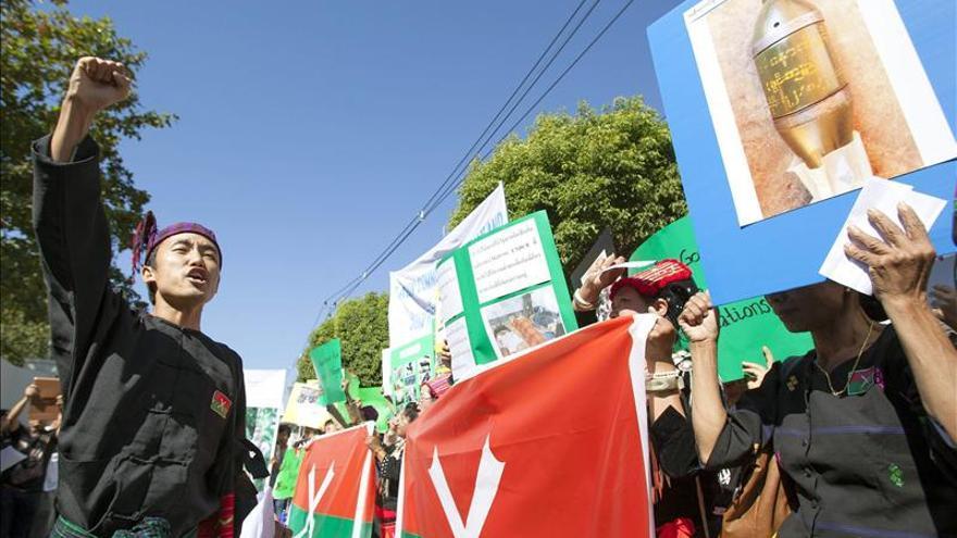 Birmania permite a la ONU el acceso a los desplazados en el conflicto kachin