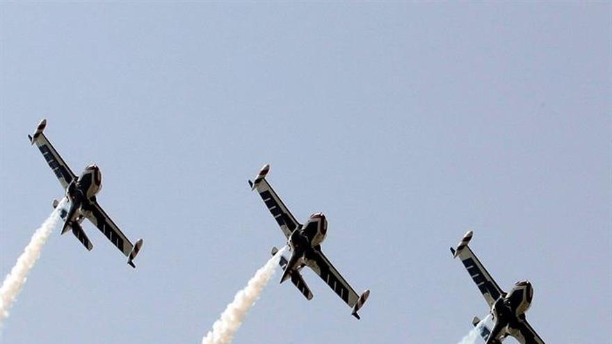 EE.UU. envía dos bombarderos estratégicos B-1 a la península de Corea