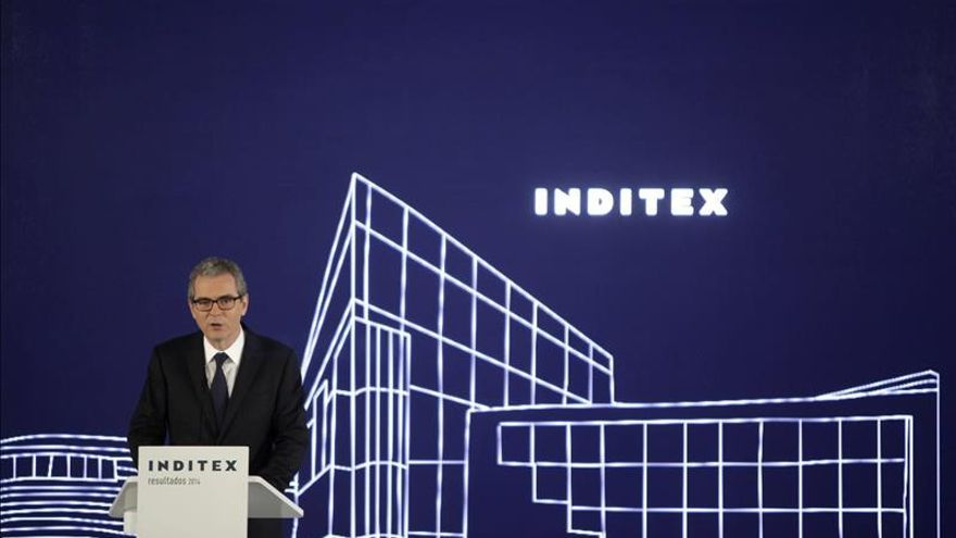 Inditex gana 2.020 millones, el 20 % más, y eleva sus ventas el 16 %