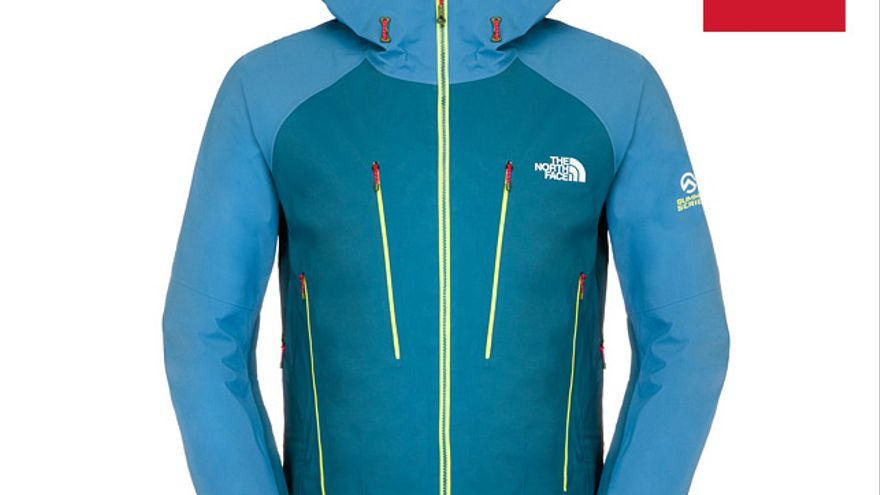 concurso campobase, chaqueta Kichatna The North Face